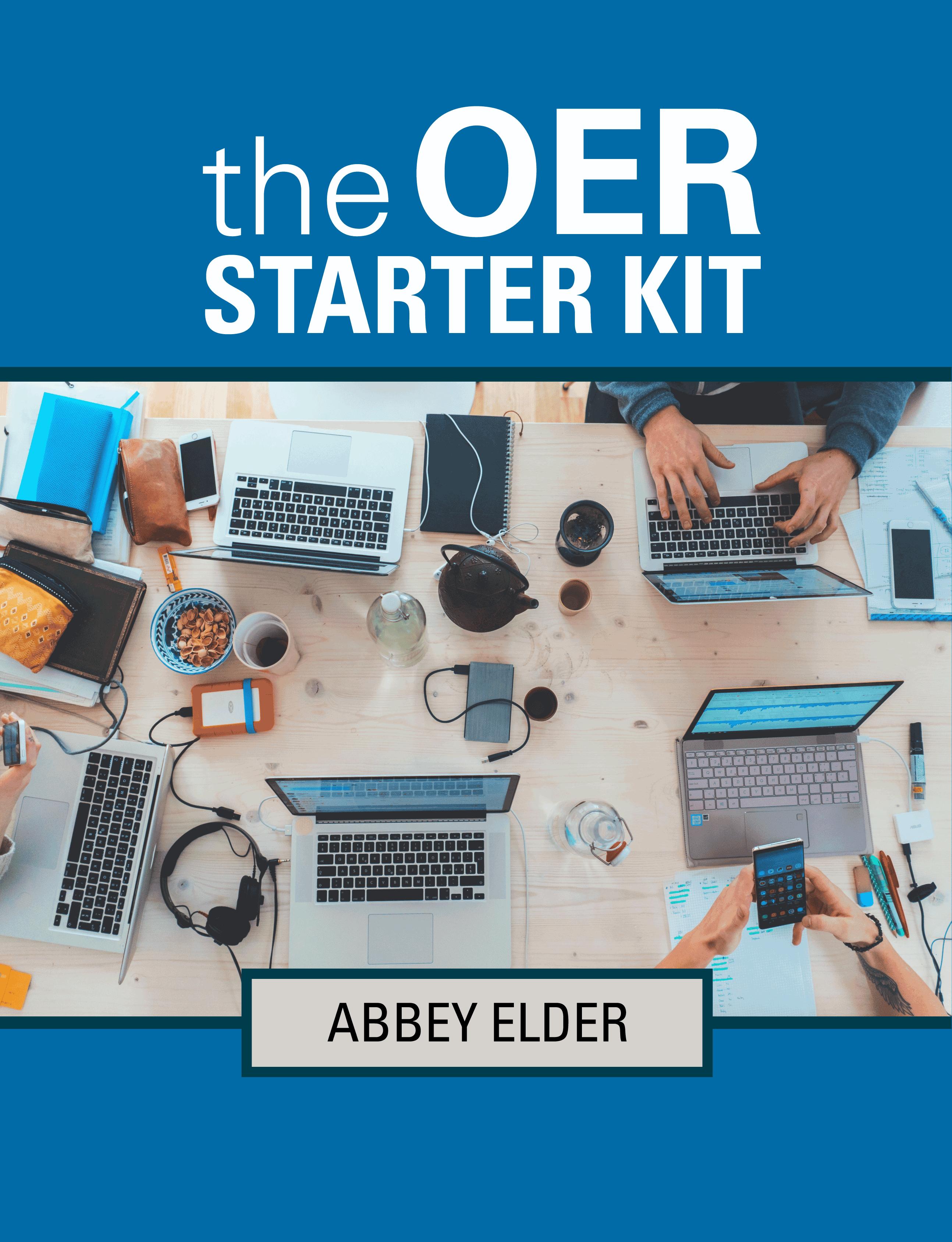 Cover image for The OER Starter Kit